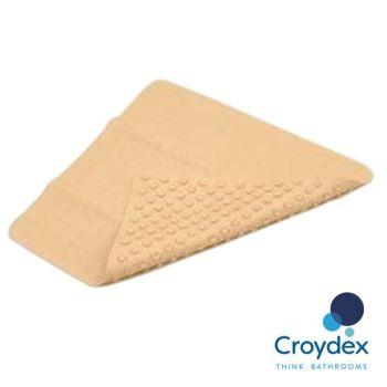 Croydex Pink Shower Mat
