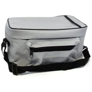 Insulated Cool Bag Case Cooler Camping Food Drink Storage Easy Carry Strap