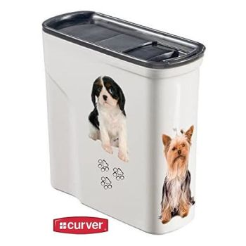Curver Pet Dry Food Container With Lid