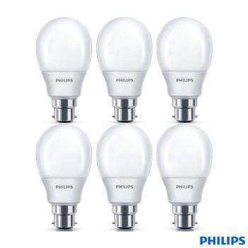 Philips Energy Saving Light Lamp Bulb Bayonet