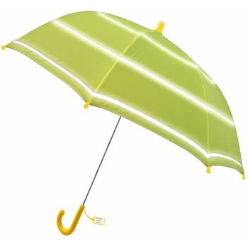 High visibility reflective safety childrens umbrella
