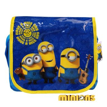 Minions 'Have a Nice Day' Messenger Bag