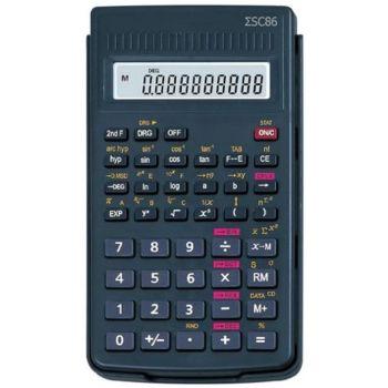 Tesco Scientific Calculator- 10 Digit Display- GCSE A/AS Level