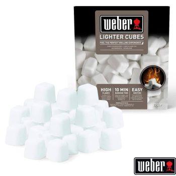 Weber Firelighter Cubes - Multi Buy Packs