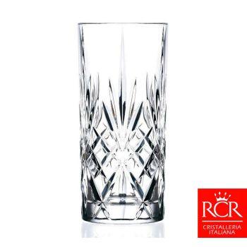 RCR Crystal Melodia Highball Glasses