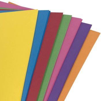 Rainbow Intensive A4 160 Gsm Bright Rainbow Coloured Card