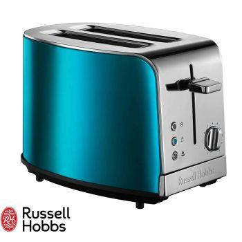 Russell Hobbs Jewels Sapphire Blue 2 Slice Toaster