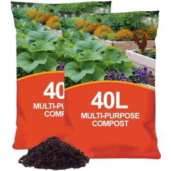 simpahome Multi Purpose Specially Formulated Nutrient Rich Compost