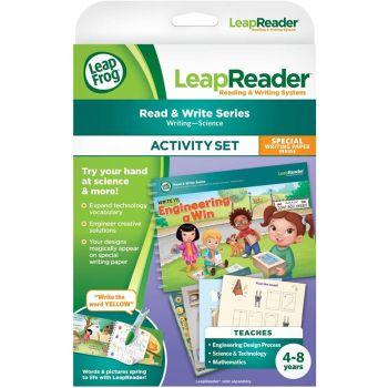 Leapfrog Leapreader Book Write It Engineering A Win