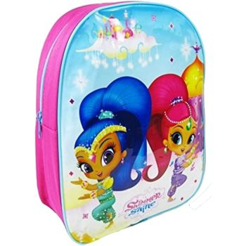 Official Shimmer and Shine Genie Girls Character Junior School Backpack