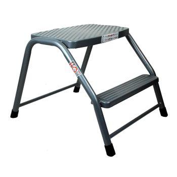 2 Step Safety Utility Stool Ladder