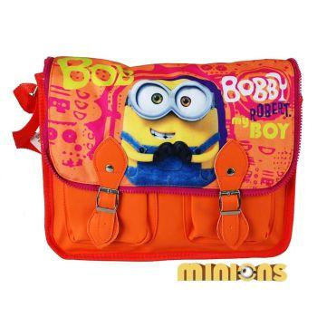 Bob The Minion 'My Boy' Messenger Bag