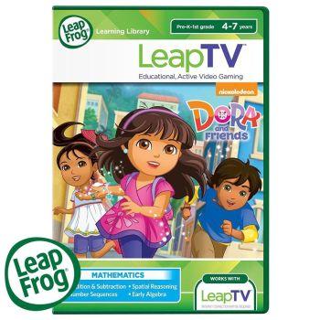 LeapFrog LeapTV Dora And Friends
