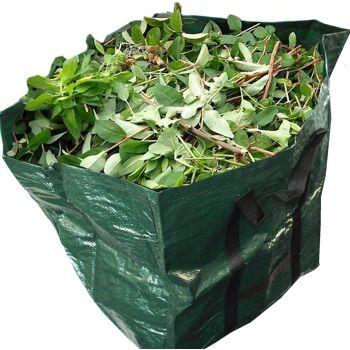 Heavy Duty Refuse Sack Bag Garden Waste Bag Weeds Leaves Bin Cutting