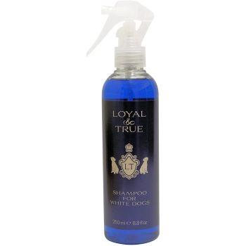 Loyal & True Dog Shampoo For White Dogs