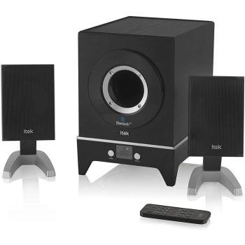 Itek Bluetooth Multimedia 2.1 Speaker System