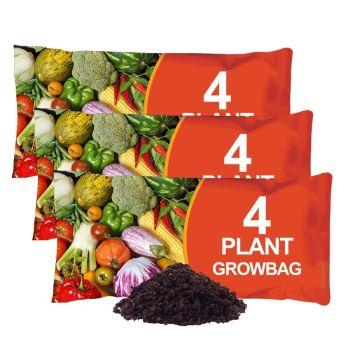 Nutrient Enriched Compost Grow Bag