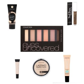 Collection Cosmetics 6 Piece Make Up
