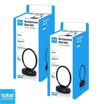 Total Control Amplified Indoor Antenna Aerials SV1220