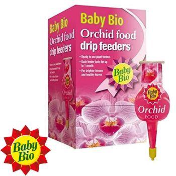 Baby Bio® Orchid Food Drip Feeders - Multi Buy Packs