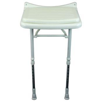 Saracen Adjustable Padded Shower Seat Bath Aid