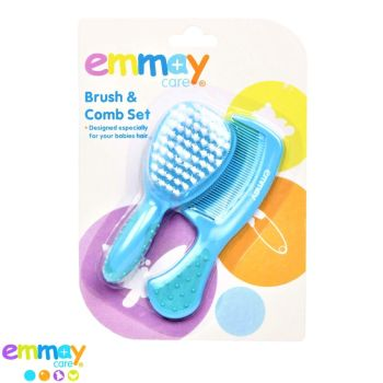 Emmay Care Baby Brush And Comb Set