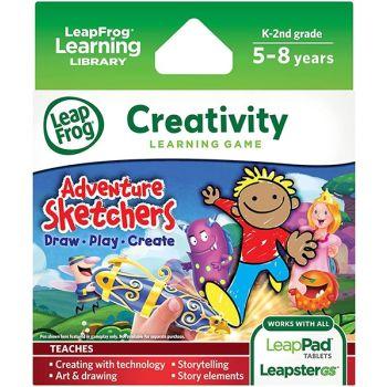 Leapfrog Explorer Learning Game Adventure Sketchers