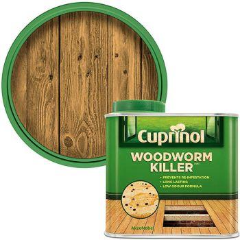 Cuprinol CUPWW500 500 ml Low Odour Woodworm Killer