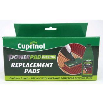 Cuprinol Power Pad Replacement Pads