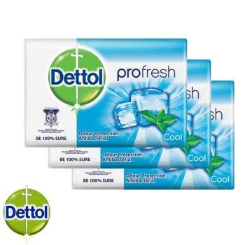 Dettol Profresh Cool Antibacterial Soap