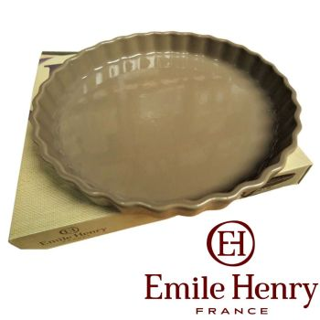 Emile Henry 30cm Quiche Dish