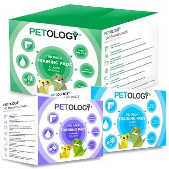 Petology Training Pad - Choice Of 3 Sizes