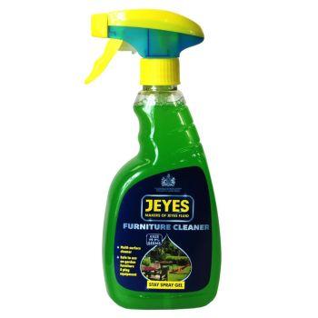 Jeyes Stay Spray Gel Furniture Cleaner