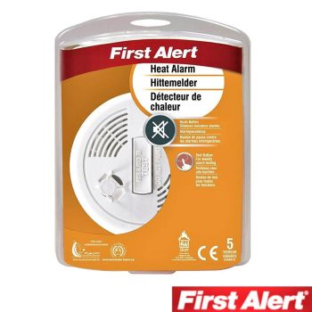 First Alert - Heat Detector Alarm