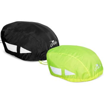 High Visibility Reflective Waterproof Bike Bicycle Helmet Cover
