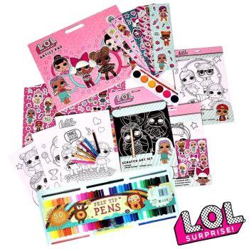 L.O.L. Surprise! Bumper Children's Arts & Crafts Set