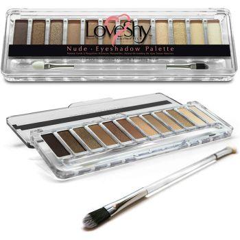 Loveshy Pro Palette Makeup Eyeshadow