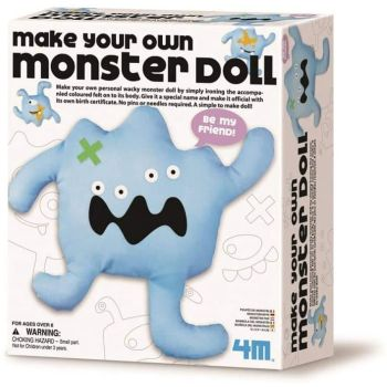 Monster Doll Make Your Own Personal