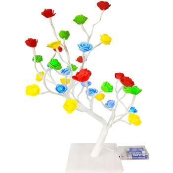 Rose Bonsai Style Tree Lamp