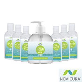 Novicura Instant Hand Sanitiser Gel
