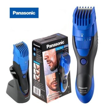 Panasonic Hair And Beard Facial Trimmer