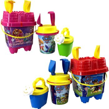 Paw Patrol Kids Buckets