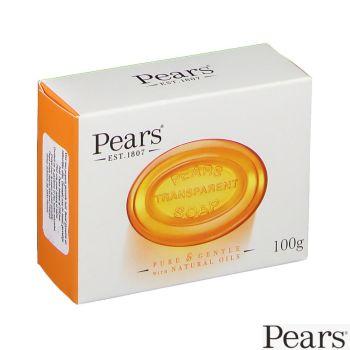 Pears Pure & Gentle Transparent Soap
