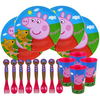 Peppa Pig Junior Meal Set