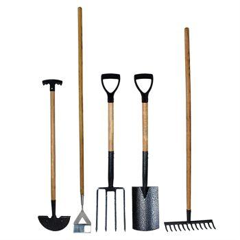 Carbon Steel Garden Tool Set