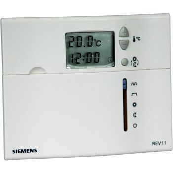 Self-learning Room Temperature Controller Thermostat
