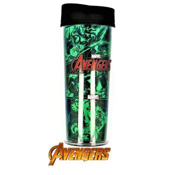 Marvel Avengers Hulk Insulated Travel Mug Flask Cup