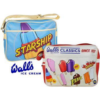 Walls Ice Cream Classics Shoulder Cross Body Messenger Bag