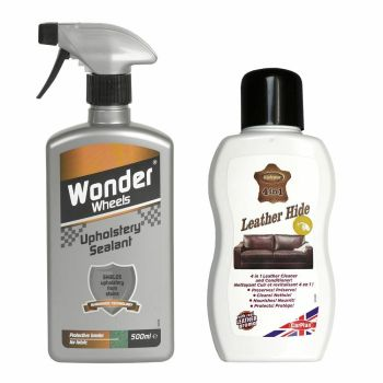 Fabric & Leather Upholstery Cleaning Kit