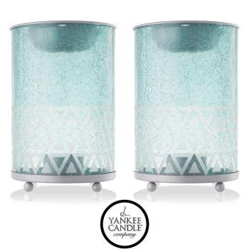 Yankee Candle Cote D'Azur Sandblast Burners Aroma Lamps